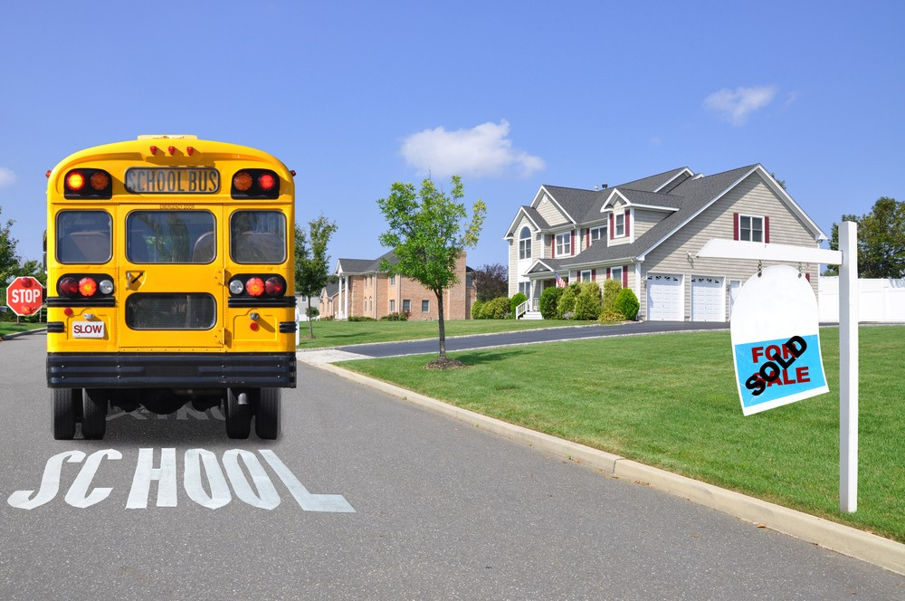 Back to School Real Estate Tips - Blue Marble Properties, LLC